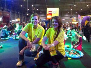 Animátorky AnimationPoint - LEGO Kids Fest