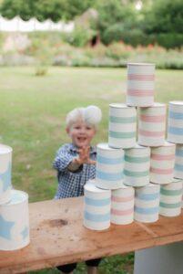 Svatební hry pro děti