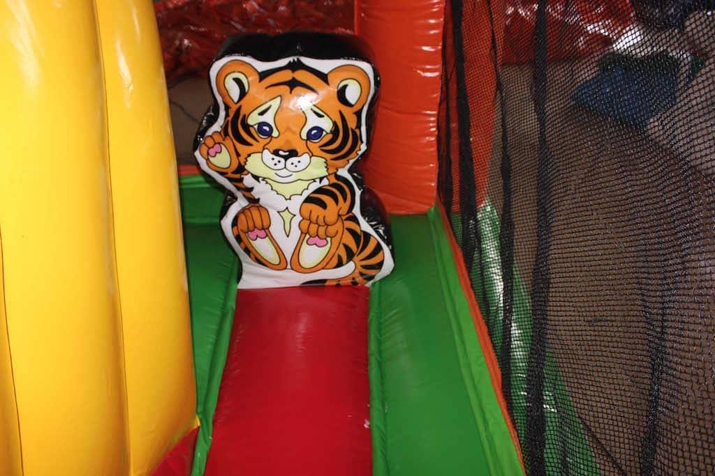 Nafukovací atrakce na pronájem - tygr 4